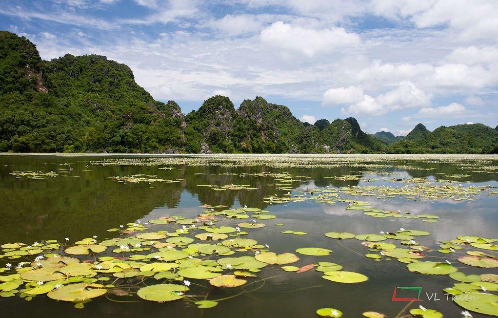 Khu du lịch Hồ Quan Sơn 1