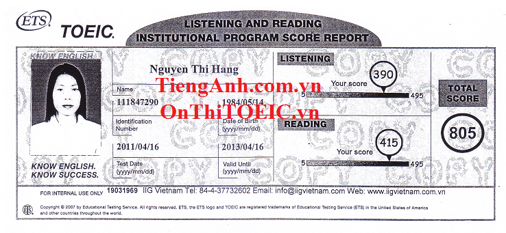 805 Nguyen Thi Hang