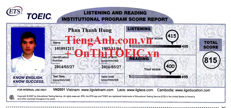 815 Pham Thanh Hung 815
