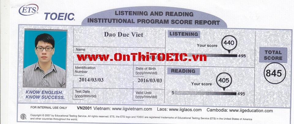 845 Dao Duc Viet 845