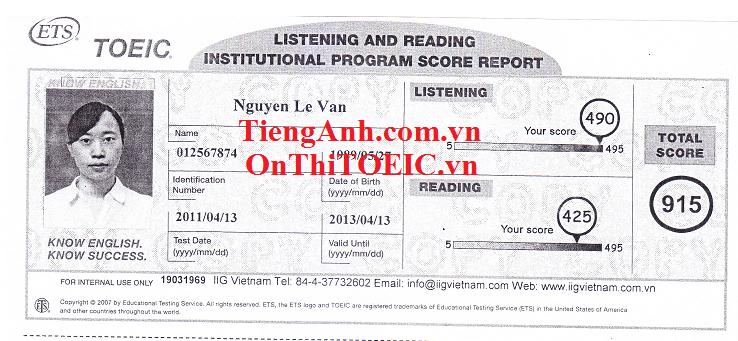 915 Nguyen Le Van