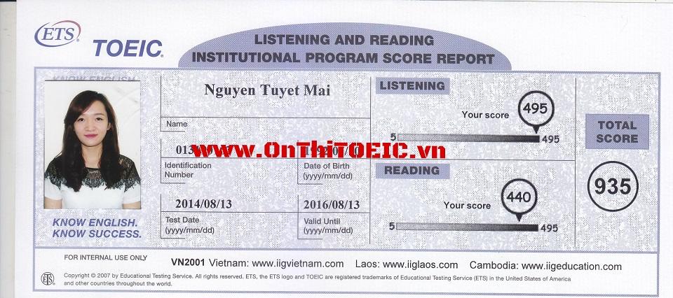 935 Nguyen Tuyet Mai 935