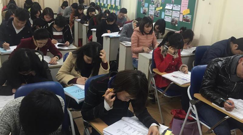 Khóa học TOEIC A (Mục tiêu 450-600+)