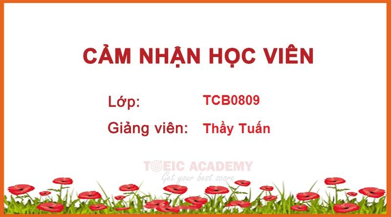 TCB0809