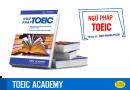 Tài liệu luyện thi TOEIC: Sách Ngữ pháp TOEIC