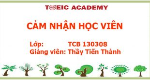 thay-tien-thanh-toeicacademy