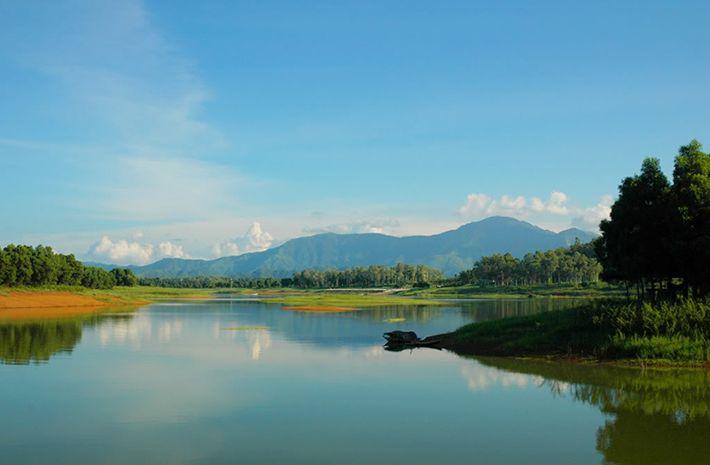 Khu du lịch sinh thái Đồng Mô 1