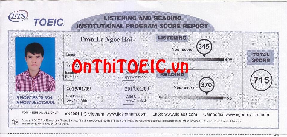 715 Tran Le Ngoc Hai 715