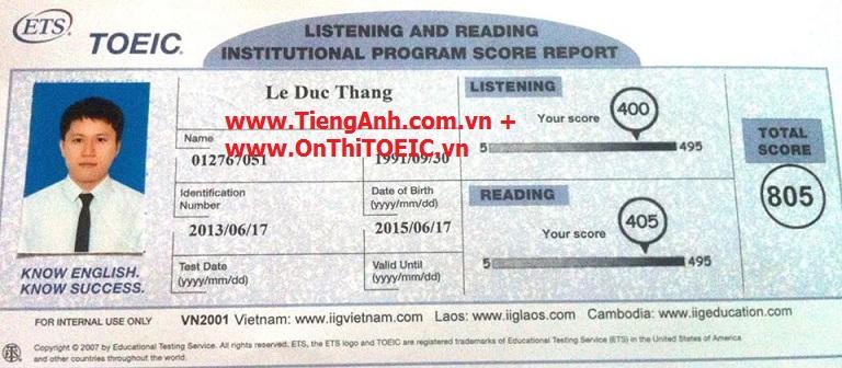 805 Le Duc Thang 805
