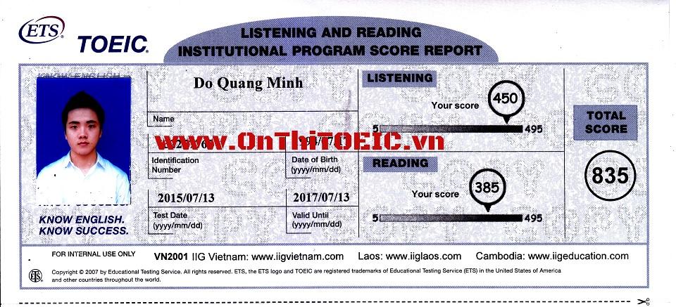 835 Do Quang Minh 835