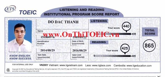 865 Do Dac Thanh 865