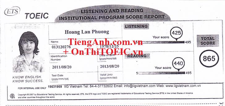 865 Hoang Lan Phuong