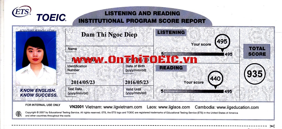 935 Dam Ngoc Diep 935