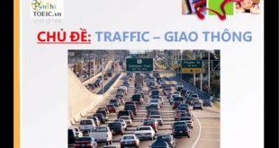 tu-vung-chu-de-traffic